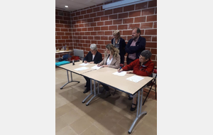 Signature de la Convention d'objectifs